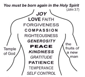 Peace Love Joy Holy Spirit